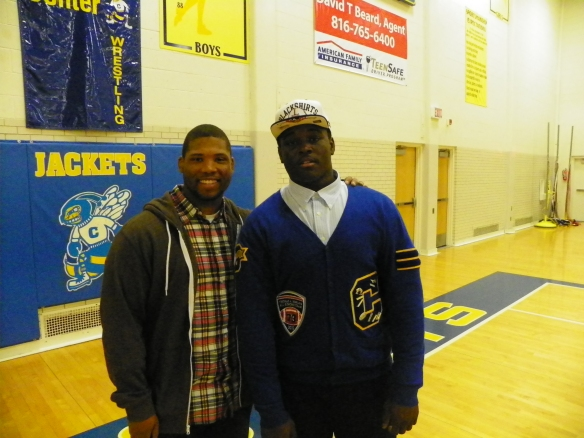 National Signing Day - Malik Collins