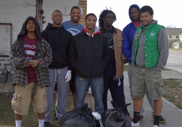 Marlborough Community Clean Up