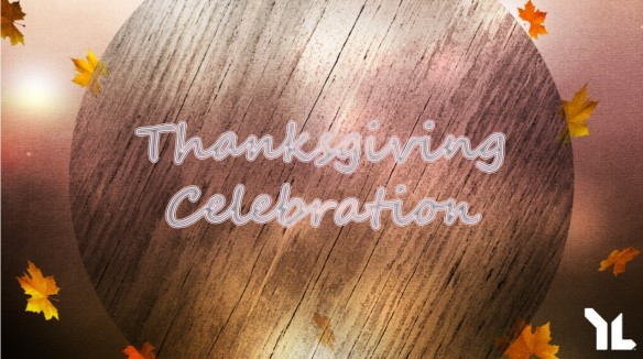 Thanksgiving Celebration Graphic 2